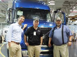 volvo truck dealer greensboro nc volvo trucks showcases continuous improvement employee engagement