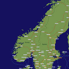 Europe Train Map by Norway Rail Travel Map European Rail Guide