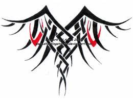 tribal wings by shootingstar88 on deviantart