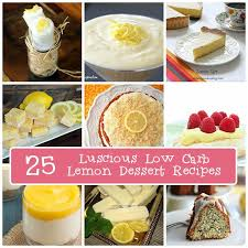 best low carb lemon dessert recipes all day i dream about food