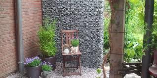 gabionen und steinkörbe für haus und garten gabiona