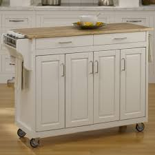 decoration ideas top notch vintage white wooden kitchen cart with