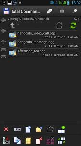 10 reasons replace your android file manager with total