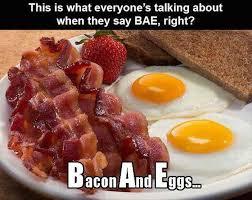 Funny Bacon Meme - bacon and eggs justpost virtually entertaining