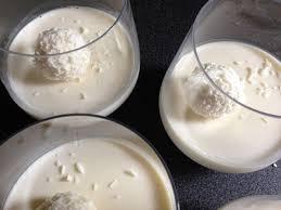 cuisiner avec du lait de coco pannacotta noix de coco avec du lait de coco recettes de pannacotta