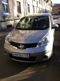 nissan note 2005 white отзывы владельцев nissan note ниссан ноут с фото