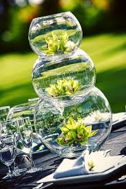 fish bowl centerpieces top 5 submersible wedding centerpieces afloral wedding