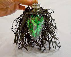 make a bewitching witch ornament