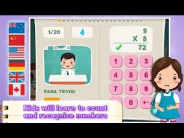 kids kindergarten counting and math kid learn alphabet and