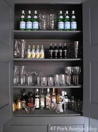 Kitchen Bar Cabinet Ideas by 10 Ideas For Setting Up A Home Bar Celebrations Bar And Note