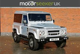 land rover defender 2015 4 door used cars chesterfield second hand cars derbyshire seeker styling