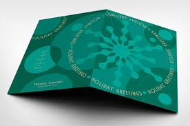 Graphic Design Holiday Cards 10 Cool Holiday Cards In Green