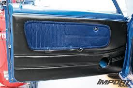 diy interior color change import tuner magazine
