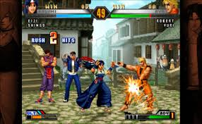 King Of Backdrops Royal Beating Why The King Of Fighters Series Is A Worthy