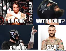 Cm Punk Meme - cm punk nooooo by recyclebin meme center