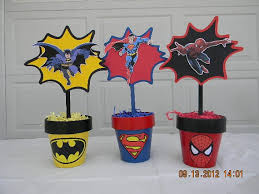 batman centerpieces centerpieces by keepsaketoppers picmia
