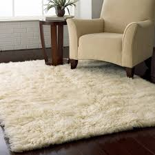 Sheepskin Area Rugs Brilliant Area Rugs Flooring Faux Fur Rug On
