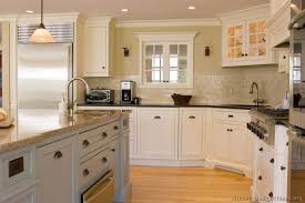 american kitchen ideas kitchen of the day classic white cabinets light wood floors