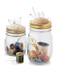 10 upcycling crafts with jars martha stewart