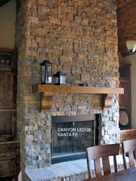 Unused Fireplace Ideas Stone Fireplaces Photo Gallery Canyon Stone Future Home