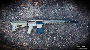 different shades of gray different shades of ddc on this ar 15 guns