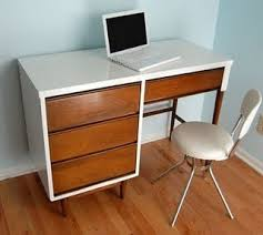 Mid Century Desk 57 Best Furniture Upcycle Images On Pinterest Upcycle Painted