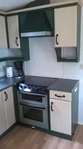 cuisine caravane mobil home 40m 6 pers location cing 3 étoiles acy en