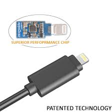 auto ipod iphone adapter car mp3 interface lightning 8 pin charger