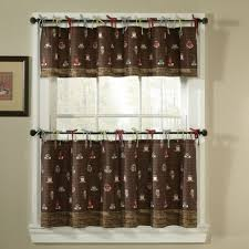Coffee Themed Curtains Coffee Themed Kitchen Curtains Coffee Themed Kitchen