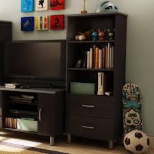 Sauder Bookcase Cherry by Simple Design Cool Bookcase Shelf Support Strip Sauder 5