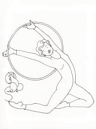 gymnastics coloring pages to print u2014 fitfru style gymnastics