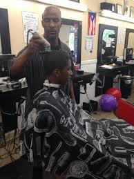 barbers give free haircuts in exchange for peace wxxi news