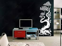 wallpapers host2post wallpapers backgrounds magic tree removable wall decals stickers art kids room