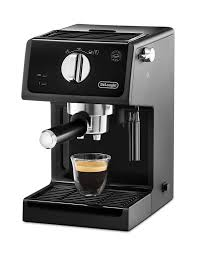 Burr Coffee Grinder Bed Bath And Beyond Delonghi Ecp31 21 Italian Traditional Espresso Coffee Maker Black