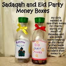 karima u0027s crafts sadaqah money box tutorial 30 days of ramadan