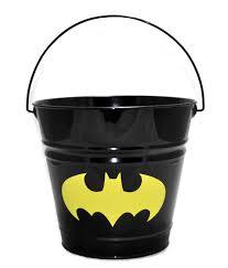 easter pail batman batman easter basket personalized easter basket