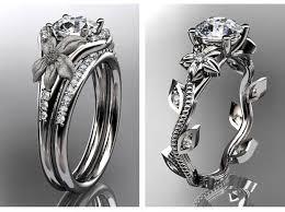 nature inspired engagement rings nature wedding rings mindyourbiz us