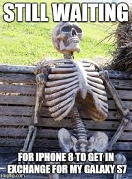 still waiting meme generator imgflip