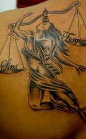 libra tattoos to make you proud to be a libra