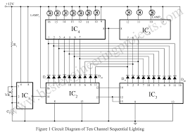On Off Timer Circuit Diagram 555 Timer Projects Best Engineering Projects
