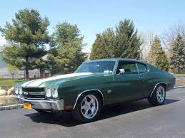 1970 Muscle Cars - classic chevrolet chevelle ss for sale on classiccars com 216