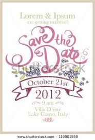 save the date sts calligraphy vector save the date watercolor vector invitation
