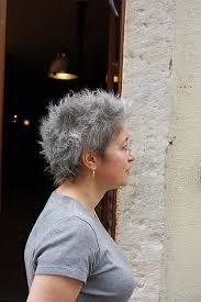 short hairstyles for seniors with grey hair 35 lovely short hair styles for older women slodive