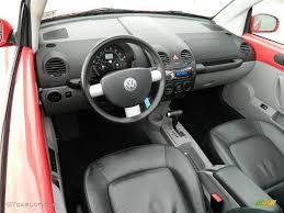 volkswagen beetle convertible interior 2004 volkswagen new beetle gls convertible interior photo