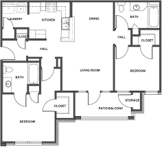 in apartment floor plans affordable 2 3 bedroom apartments in manhattan ks