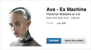 Ex Machina Turing Test What If Your New Colleague Is A Robot U2013 Tetred