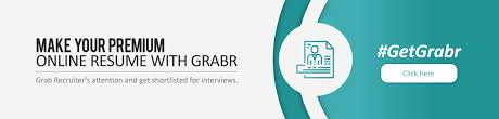 Create An Online Resume by Why Should You Go For An Online Resume Format Grabr In