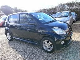 used daihatsu sirion 1 3 for sale motors co uk