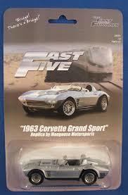 mongoose corvette fast five 1963 corvette grand sport replica by mongoose motorsports