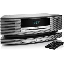 Bose Kitchen Radio Under Cabinet by Bose Wave Soundtouch Music System Titanium Silver 369754 1310